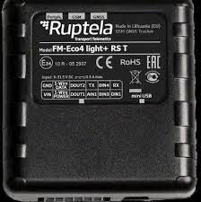 Фото Ruptela FM-Eco4 Light+ RS T